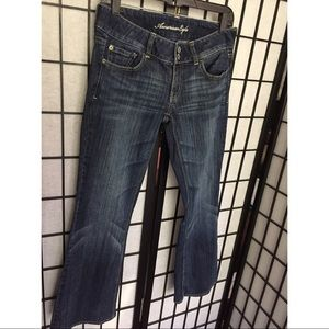 American Eagle Flared Jeans